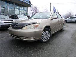 Toyota Camry 2002 LE, V6, AUTO, Air, cruise LE, V6, air,cruise