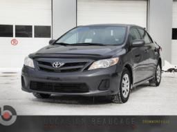 Toyota Corolla 2012 CE - A/C - GARANTIE - JAMAIS ACCIDENTÉ CHOIX INTELLIGENT !!!!