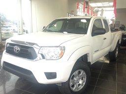 2012 Toyota Tacoma 4X4 ACCIDENTÉ