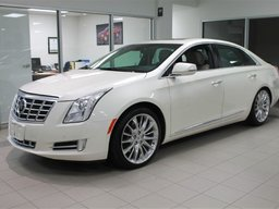 Cadillac XTS PREMIUM AWD V6 3.6L 2014  DEMO DU BOSS - 8 PNEUS & 8 MAGS