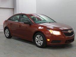Chevrolet Cruze LS+ 8 PNEUS - A/C - AUTOMATIQUE 2012 PNEUS HIVERS SUR RIM