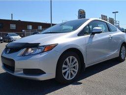 Honda Civic EX-L / AUTO / CUIR / NAVI / SIEGES CHAUFFANTS / BL 2012