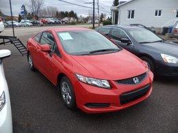 Honda Civic Cpe LX 2 portes LX 2013