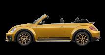 Volkswagen Beetle décapotable TRENDLINE 2017