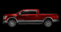 Nissan Titan XD Diesel platine- 2018