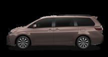 Toyota Sienna le-awd 2018