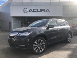 2016 Acura MDX NAVI   1OWNER   OFFLEASE   NOACCIDENTS   NEWBRAKES