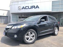 2014 Acura RDX TECH   NAVI   TINT   1OWNER   OFFLEASE   NEWTIRES