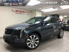 2019 Cadillac XT4 Sport  - Sunroof
