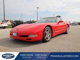 1998 Chevrolet Corvette 2DR CPE  BEAUTY!  SUMMER TOY!