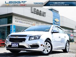2015 Chevrolet Cruze LT 1LT SAVE ON GAS...EXCELLENT CONDITION