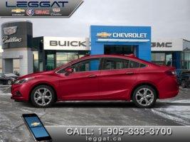2018 Chevrolet Cruze Premier  - Heated Seats