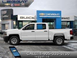 2018 Chevrolet Silverado 1500 Work Truck  -  Heated Mirrors