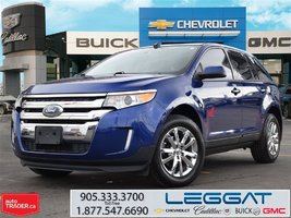 2013 Ford Edge SEL/Navigation/Leather/Sunroof
