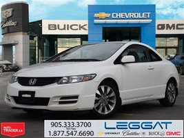 2010 Honda Civic EX-L with leather and Sunroof