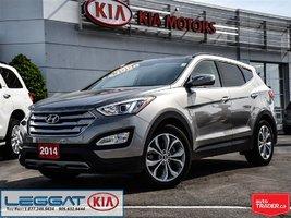2014 Hyundai Santa Fe Sport 2.0T SE - AWD, Pano Sunroof, Leather, Backup Cam