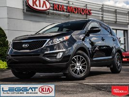 2014 Kia Sportage LX -- Accident Free, Bluetooth, Heated Front Seats