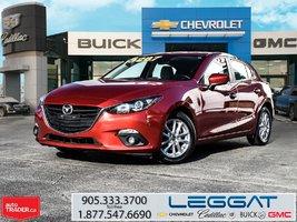2014 Mazda Mazda3 Sport GS-SKY/SUNROOF/NAVIGATION