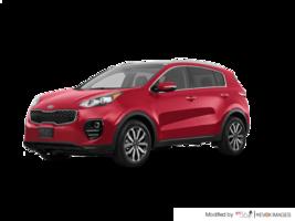 2018 Kia Sportage EX Premium w/Black
