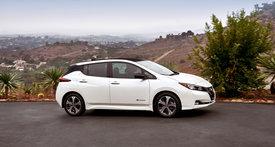 E-Pedal et ProPilot : deux technologies inédites de la Nissan Leaf 2018