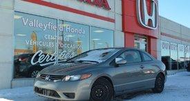 2006 Honda Civic Cpe LX