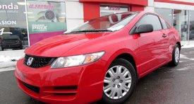2009 Honda Civic Cpe DX - 42.21$/sem TOUT INCLUS