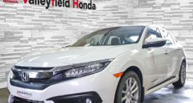 Honda Civic TOURING CUIR MAG NAV CAMÉRA TOIT 2016