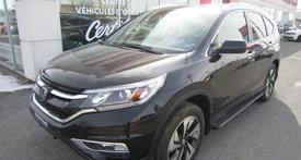 2015 Honda CR-V TOURING CUIR AWD NAV TOIT MAG
