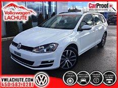 Volkswagen Golf Sportwagon GOLF SPORTWAGEN+DÉMO!!+TOIT PANORAMIQUE+ 2017