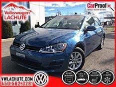 Volkswagen Golf TRENDLINE+$5,000 DE MOINS QU'UN NEUF+ 2017