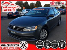 Volkswagen Jetta JETTA TRENDLINE+36, 616KM.!+CAMÉRA DE RECUL+AIR+ 2015