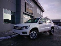 2014 Volkswagen Tiguan Trendline**AWD,BLUETOOTH,TEINTÉES**