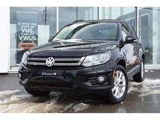 Volkswagen Tiguan Comfortline 4x4 CUIR TOIT PANORAMIQUE 2014