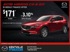 Mazda - Save on the 2018 Mazda CX-5 Today!