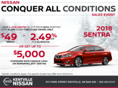 Nissan - 2018 Nissan Sentra