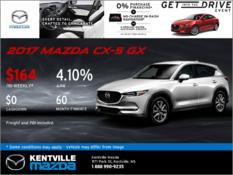 Mazda - 2017 Mazda CX-5 GX -- Get it Today!