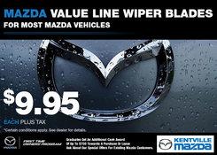 Mazda - Mazda Value Line Wiper Blades