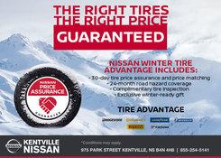 Nissan - Nissan Winter Tire Advantage