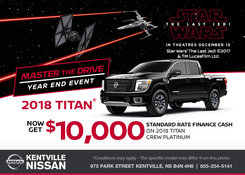 Nissan - Save on the 2018 Nissan Titan Today