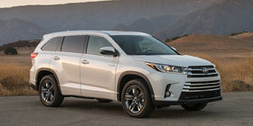 Space for the whole family with the 2019 Toyota Highlander