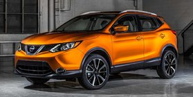 The new 2017 Nissan Qashqai or the Toyota C-HR: how do you choose?