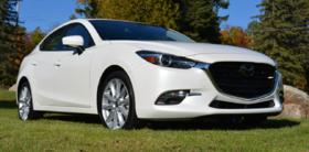 Mazda3 2017 : raffinée pour le plaisir de tous