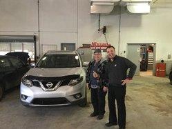 Nissan rogue SL 2015