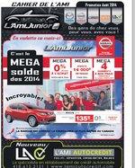 La Revue mensuelle de l'Ami Junior - 2eme édition