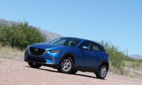 Mazda CX-3 2016: Le Succès Étampé Dans Le Front