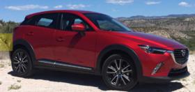 Mazda CX-3 2016, le très attendu