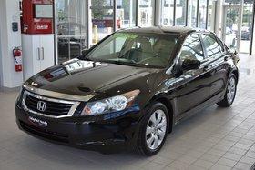 Honda Accord Sedan EX-L CUIR TOIT MAGS A/C DÉMARREUR A DISTANCE 2010