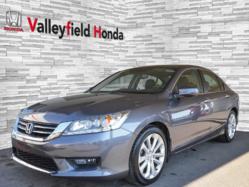 Honda Accord Sedan TOURING AUTO CUIR TOIT CRUISE AC MAGS 2014