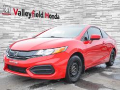 2014 Honda Civic Coupe EX TOIT MAGS CAMÉRA CRUISE BLUETOOTH PNEU HIVER
