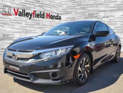 2017 Honda Civic Coupe LX AC CRUISE MAGS CPE AUTO